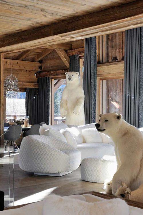 Chalet Polar Bear