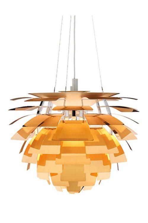 L'Artichoke, un classique du design par Poul Henningsen
